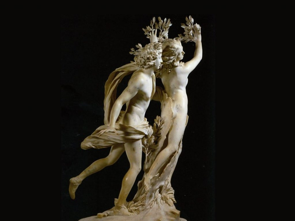 Apollo and Daphne - Imperium Est