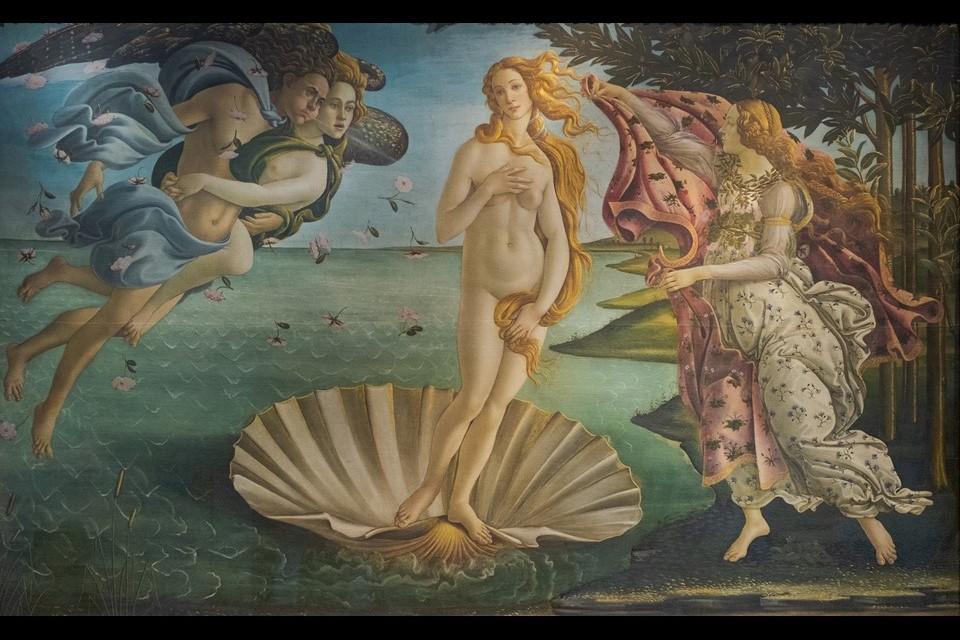 Birth of Venus Imperium Est