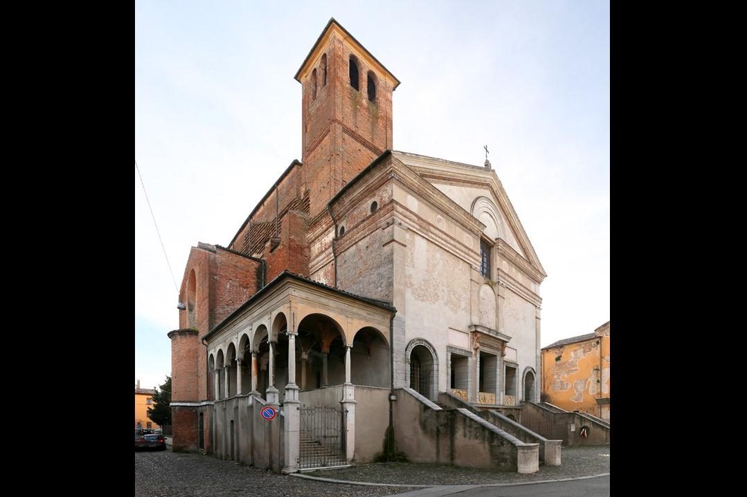 San Sebastiano Church, Imperium Est